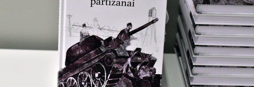 """Molėtuose pristatyta  knyga """"Gulago partizanai"""""""