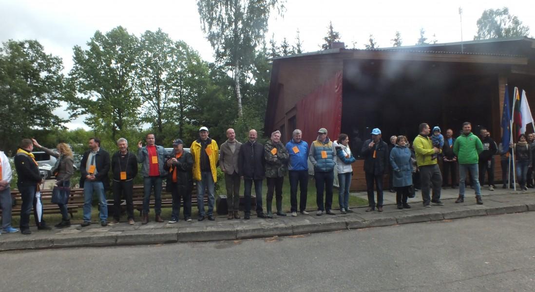 Lietuvos krikščionių demokratų sąskrydis Bebrusuose