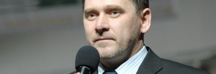 Seimo narys Valentinas Stundys kviečia