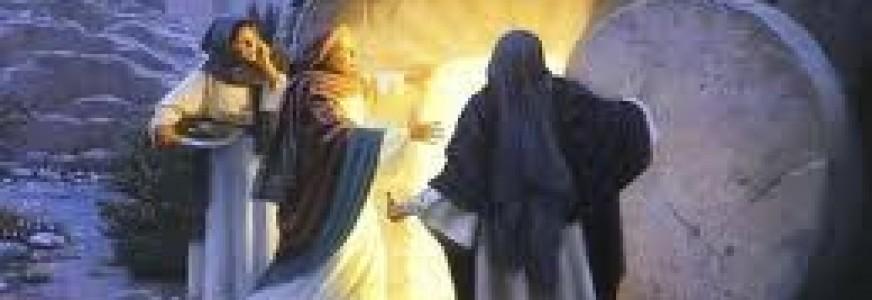 Su artėjančiu Kristaus Prisikėlimu